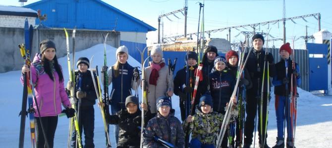 Лыжный поход с ВПК «Защитник»