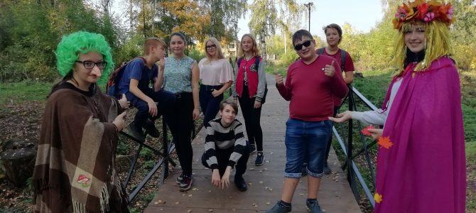 Студия сценического мастерства «АРТ-проект» начала свою работу!
