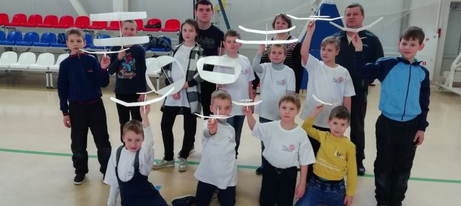 Мы — юные авиаторы!